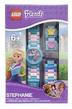 LEGO Friends Stephanie Buildable Watch