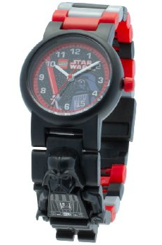 LEGO Star Wars Darth Vader Watch with Minigure Link (24 pieces)