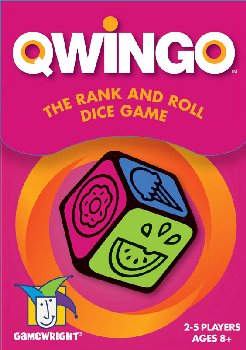 Qwingo: Rank and Roll Dice Game