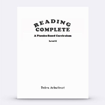 Reading Complete: Level C Student Workbook Refill Pages