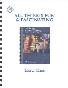 All Things Fun and Fascinating Lesson Plans