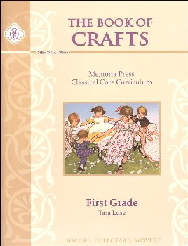Book of Crafts First Grade