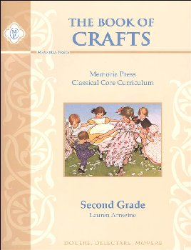 Book of Crafts Second Grade