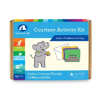 Courtesy Activity Kit