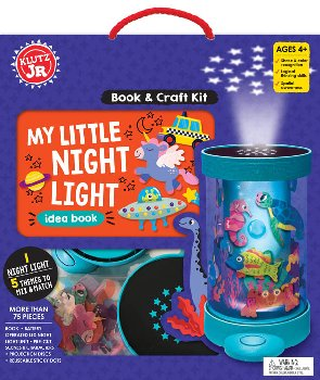 My Little Night Light Idea Book