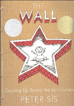 Wall: Growing Up Behind the Iron Curtain