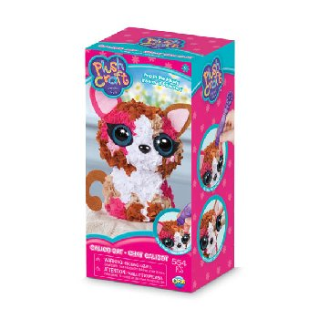 PlushCraft Calico Cat (3D)