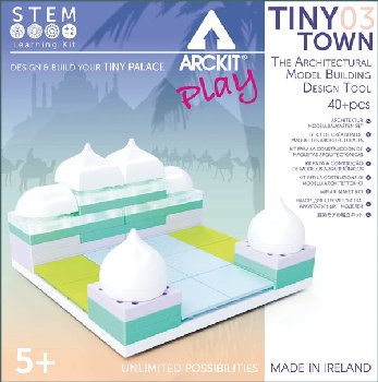 Arckit Tiny Palace (Tiny Town 03 Kit)