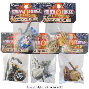 Brick Forge - Hoplite Accessory Pack (assorted style)