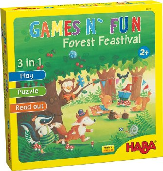 Games N Fun Forest Festival