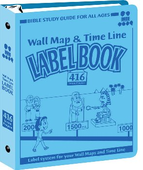 Label Book Lessons 1-104 (New)