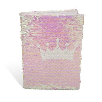 Tiara Sequin Journal