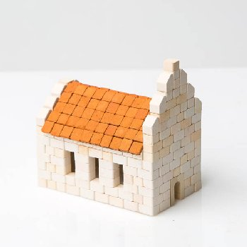 Church 340 Piece Construction Set