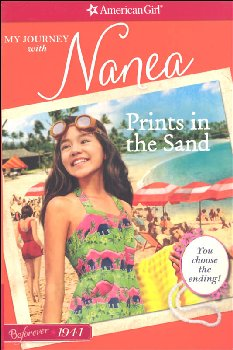 Beforever Nanea: Prints in the Sand (My Journey with Nanea)