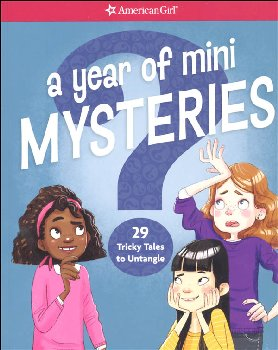 Year of Mini Mysteries: 29 Tricky Tales...