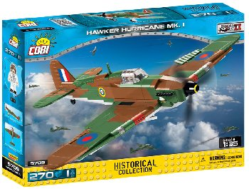 Hawker Hurricane (Small Army II WW Planes)
