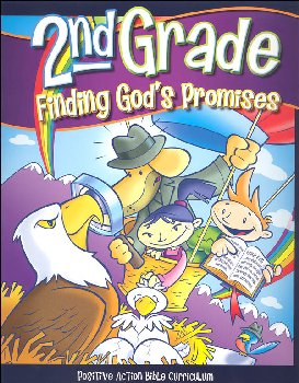 Finding God's Promises 2nd Grade Teacher's Manual