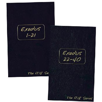 Exodus Journible (Two Volume Set): The 17:18 Series