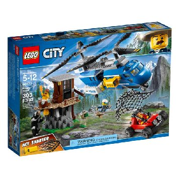 LEGO City Police Mountain Arrest (60173)