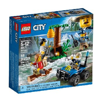 LEGO City Police Mountain Fugitives (60171)
