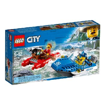 LEGO City Police Wild River Escape (60176)
