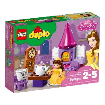 LEGO DUPLO Belle's Tea Party (10877)