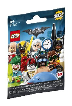 LEGO Batman Movie Minifigures Series 2(71020)