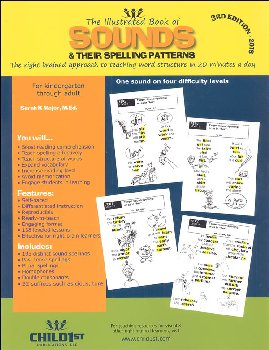 Illustrated Book of Sounds & Their Spelling Patterns 3rd Edition