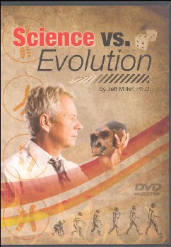 Science vs. Evolution DVD