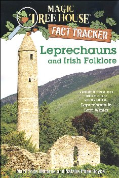 Leprechauns and Irish Folklore (Magic Treehouse Fact Tracker)