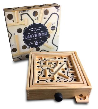 Labyrinth Puzzle Game