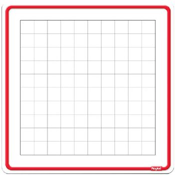 Count to 100 Dry Erase Boards (Package of 24)