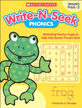 Write-N-Seek: Phonics
