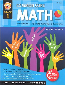 Common Core Math Activities Grade 1