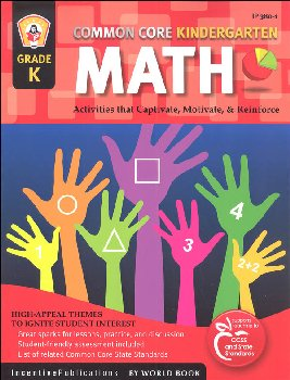 Common Core Math Activities Kindergarten