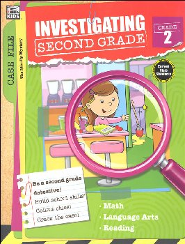 Investigating Second Grade Workbook
