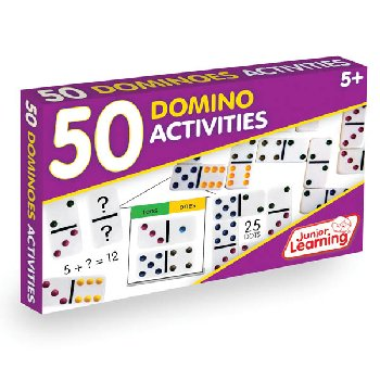 50 Domino Activity Cards