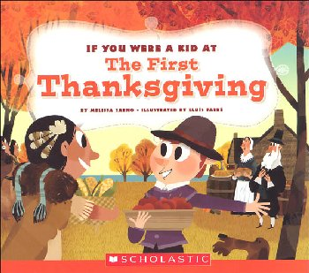 If You Were a Kid at the First Thanksgiving