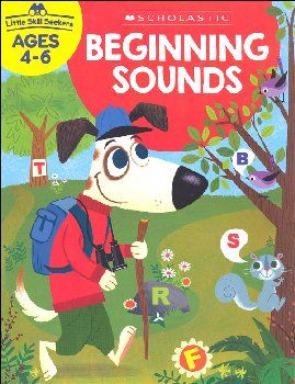 Beginning Sounds (Little Skill Seekers)