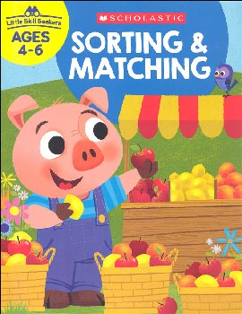 Sorting & Matching (Little Skill Seekers)