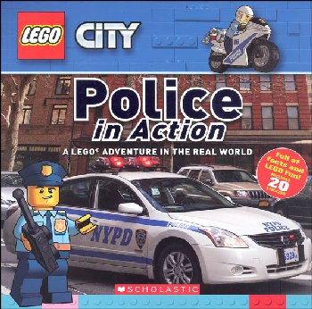 Police in Action:LEGO Adventure in Real World