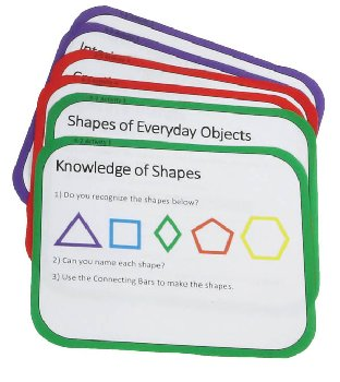 Connecting Bars Activity Cards