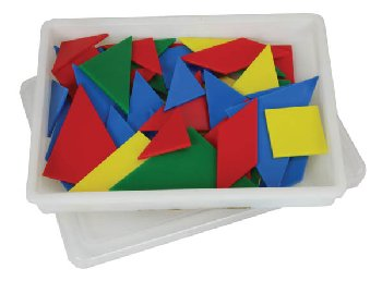 Simple Solution Tangrams