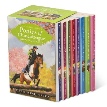 Marguerite Henry's Ponies of Chincoteague Complete Collection