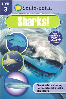 Sharks! (Smithsonian Reader Level 3)