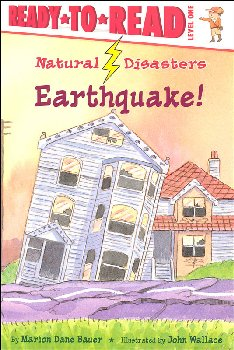 Earthquake! Natural Disasters (Ready-to-Read Level 1)
