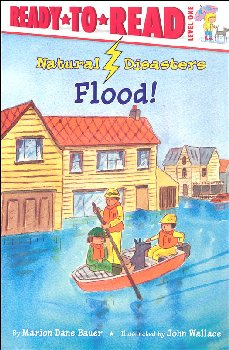 Flood! Natural Disasters (Ready-to-Read Level 1)