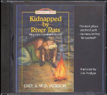 Kidnapped by River Rats MP3 CD (Trailblazers)