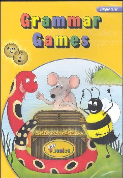 Jolly Phonics Grammar Games CD (Single user)