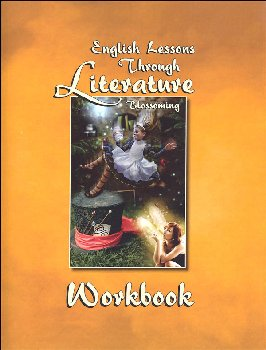 English Lessons Through Literature Level B Slant Cursive Workbook